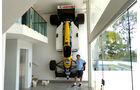 Williams FW11B - Nelson Piquet - Autosammlung