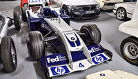 "Williams FW26 - Rennwagen - Spitzname ""Walross"""