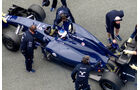 Williams FW36 - Jerez - Formel 1-Test 2014