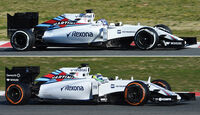 Williams FW38 - Technik - F1 2016