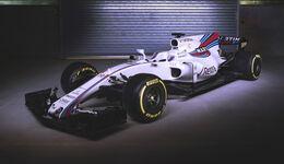 Williams FW40 - F1 Auto - 2017