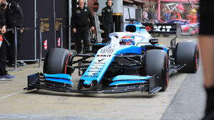 Williams FW42 - Barcelona-Tests - 2019