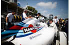 Williams - Formcheck - GP Italien 2014