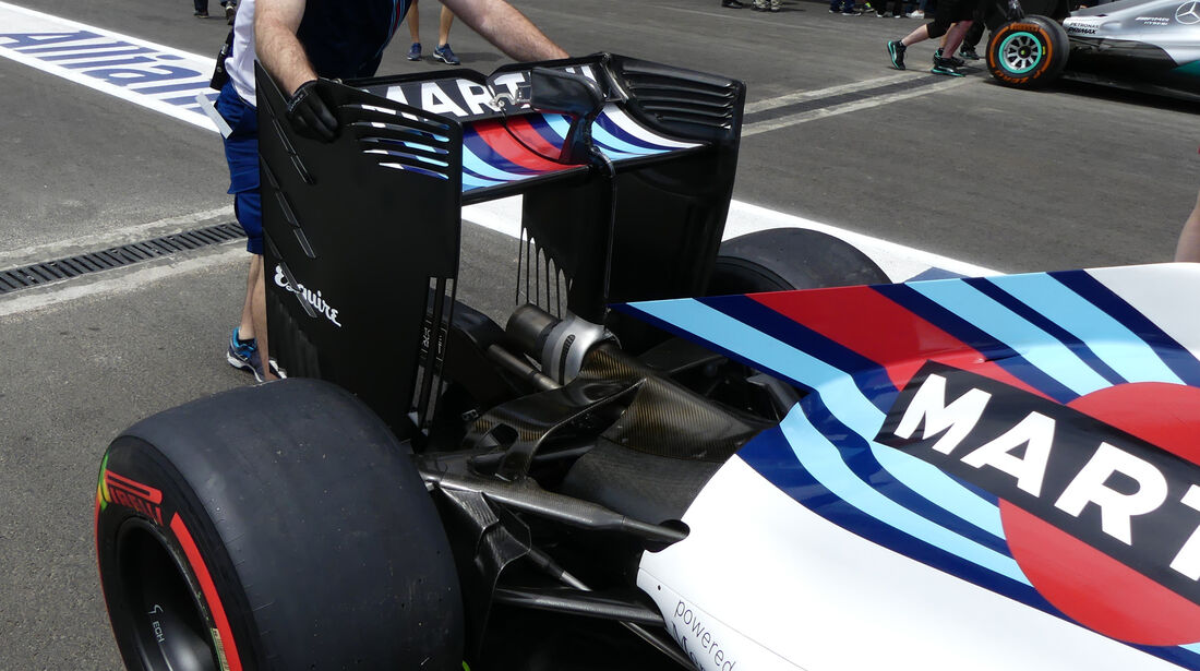 Williams - Formel 1 - GP Aserbaidschan - Baku - 17. Juni 2016