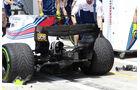 Williams - Formel 1 - GP Bahrain - Sakhir - Training - Freitag - 14.4.2017