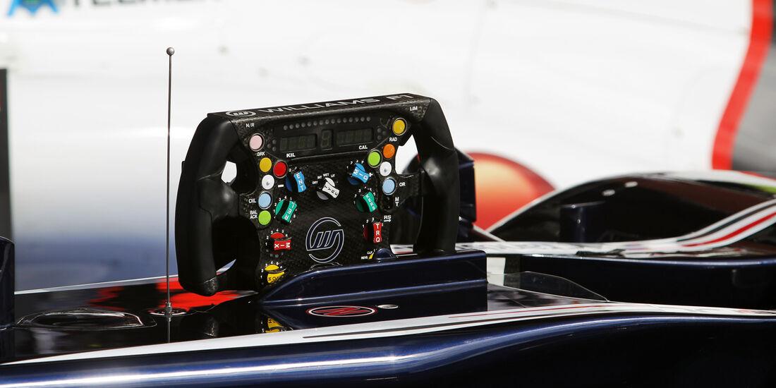 Williams - Formel 1 - GP Belgien - Spa-Francorchamps - 1. September 2012