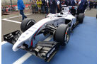 Williams - Formel 1 - GP Belgien - Spa-Francorchamps - 21. August 2014