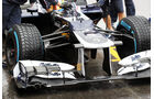 Williams - Formel 1 - GP Belgien - Spa-Francorchamps - 31. August 2012