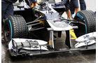 Williams - Formel 1 - GP Belgien - Spa-Francorchamps - 31. August 2012
