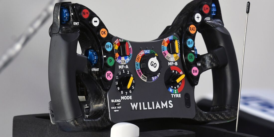 Williams - Formel 1 - GP Brasilien - 10. November 2017