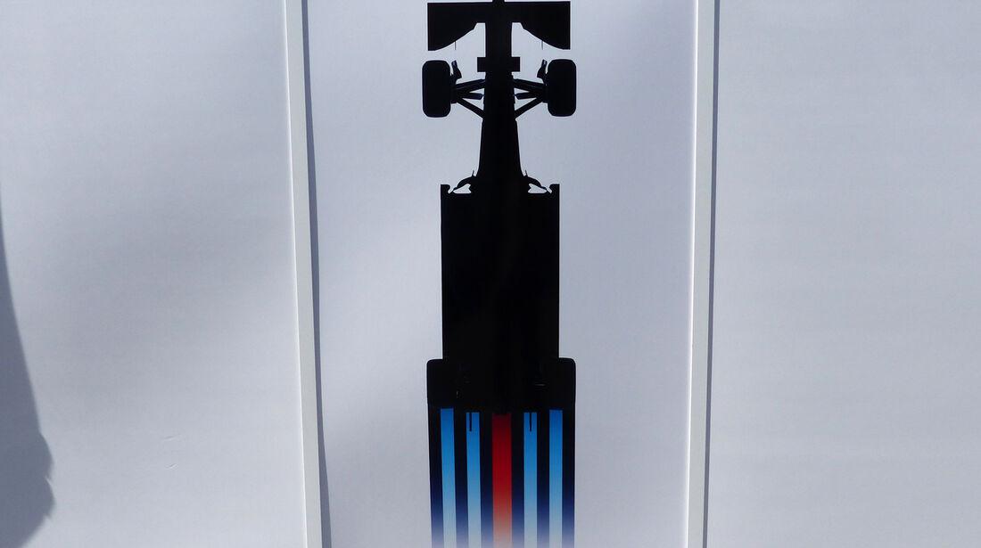 Williams - Formel 1 - GP Deutschland - Hockenheim - 17. Juli 2014