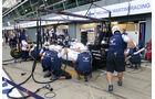 Williams - Formel 1 - GP Italien - 4. September 2014