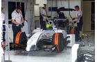 Williams - Formel 1 - GP Italien - 5. September 2014