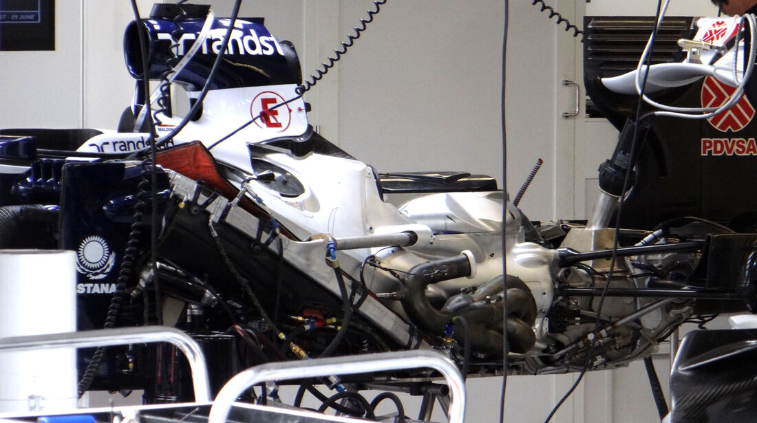 Williams - Formel 1 - GP Kanada - 6. Juni 2013