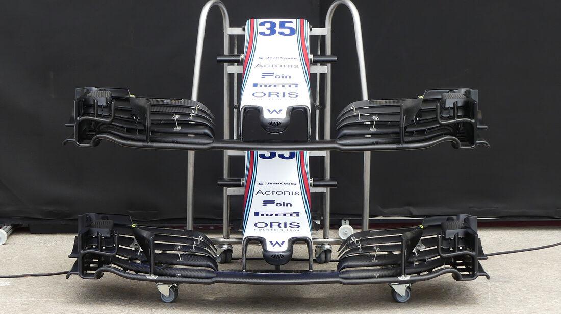 Williams - Formel 1 - GP Kanada - Montreal - 6. Juni 2018