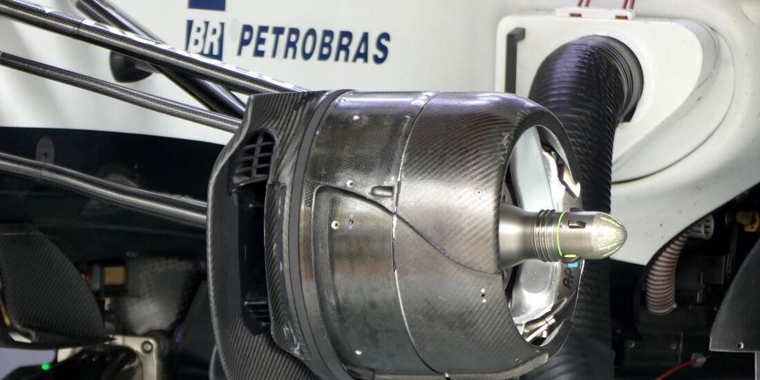 Williams - Formel 1 - GP Malaysia - Sepang - Donnerstag - 29.9.2016