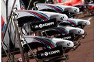 Williams - Formel 1 - GP Monaco - 21. Mai 2014