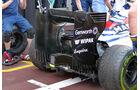 Williams - Formel 1 - GP Monaco - Freitag - 22. Mai 2015