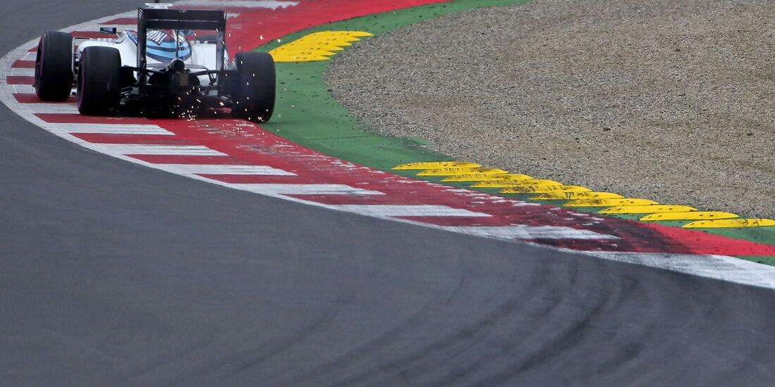 Williams - Formel 1 - GP Österreich - 2. Juli 2016