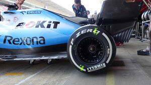 Williams - Formel 1 - GP Spanien - Barcelona - 9. Mai 2019