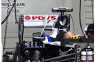 Williams - Formel 1 - GP Ungarn - 25. Juli 2013