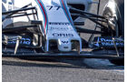 Williams - Formel 1-Technik - F1-Test - Jerez - 2015