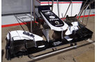 Williams Formel 1 Technik GP Spanien 2012