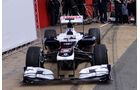 Williams - Formel 1 - Test - Barcelona - 19. Februar 2013