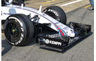 Williams - Formel 1-Test - Barcelona - 19. Februar 2015