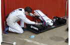 Williams - Formel 1-Test - Barcelona - 21. Februar 2015
