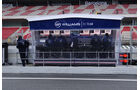 Williams - Formel 1 - Test - Barcelona - 22.Februar 2013