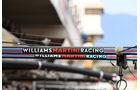 Williams - Formel 1 - Test - Barcelona - 8. März 2017