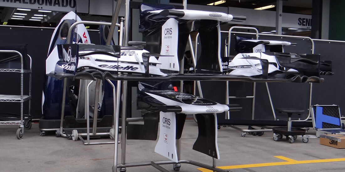 Williams - GP Australien - 14. März 2012