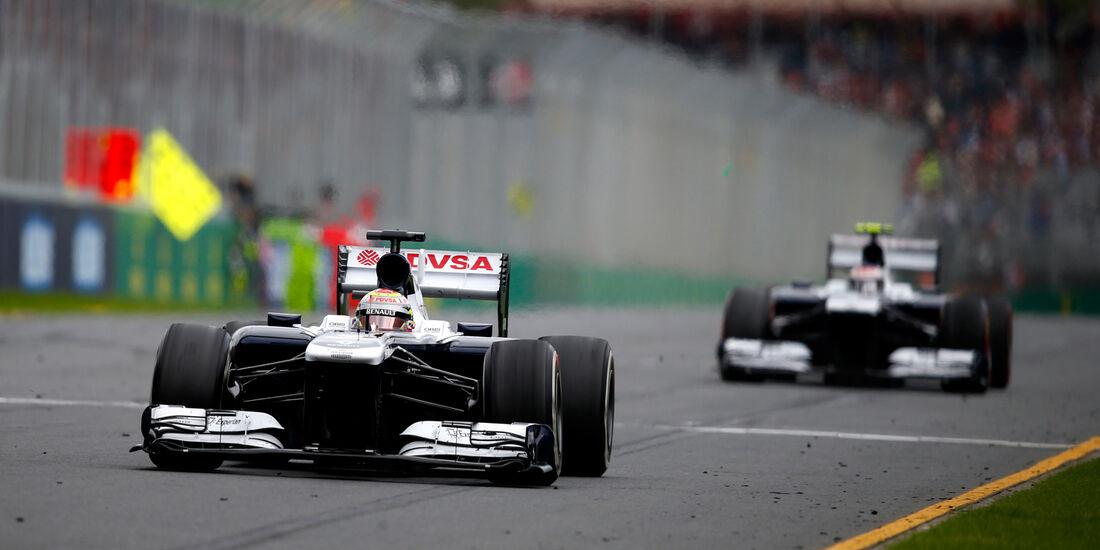 Williams GP Australien 2013