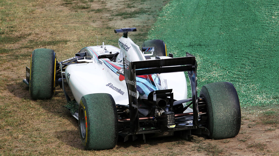 Williams - GP Australien 2014