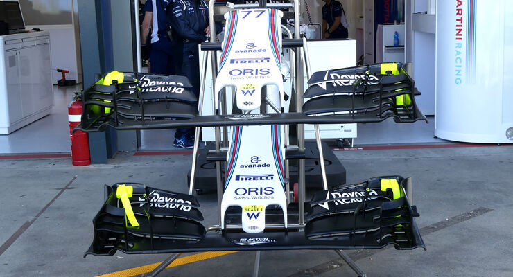 Williams - GP Australien 2016