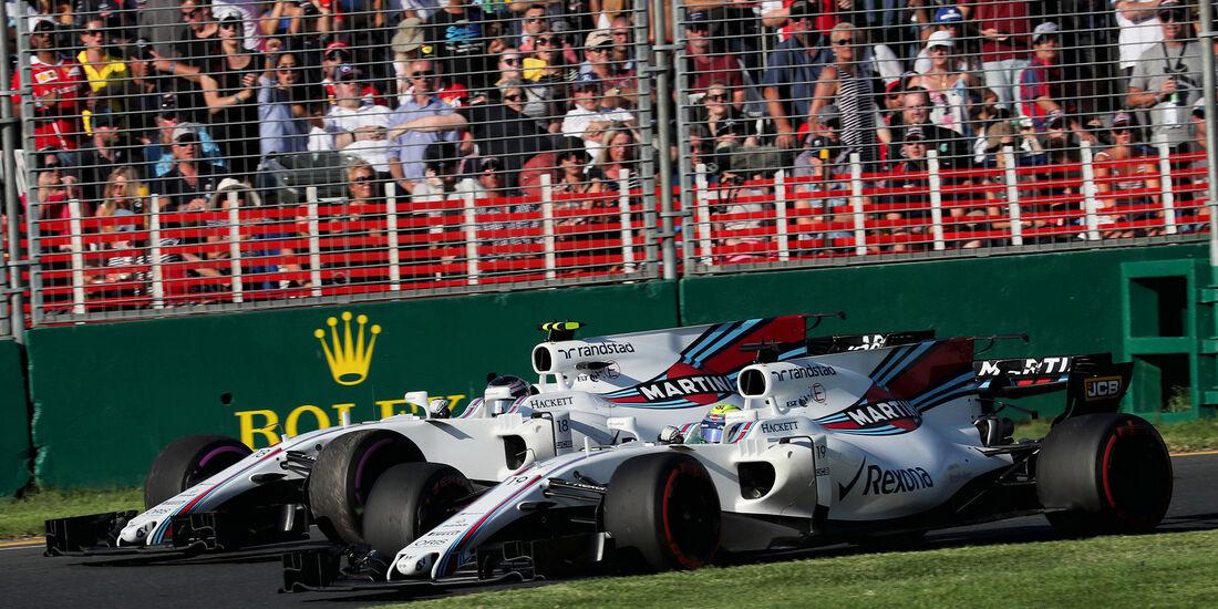 Williams - GP Australien 2017