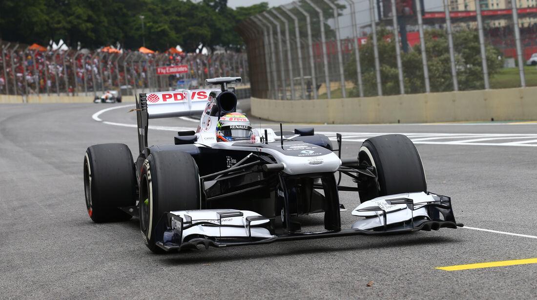 Williams - GP Brasilien 2013