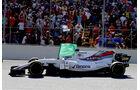 Williams - GP Brasilien 2017