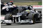 Williams GP China 2012