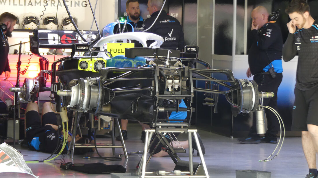 Williams - GP China - Shanghai - Formel 1 - Donnerstag - 11.4.2019