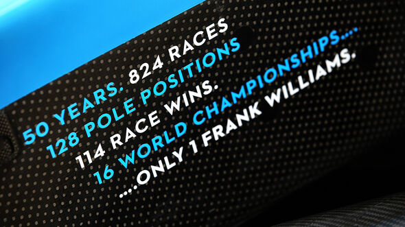 Williams - GP England 2019
