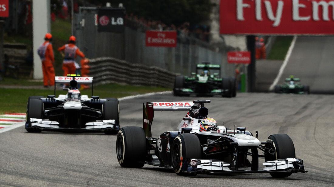 Williams - GP Italien 2013