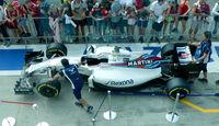 Williams - GP Italien 2016