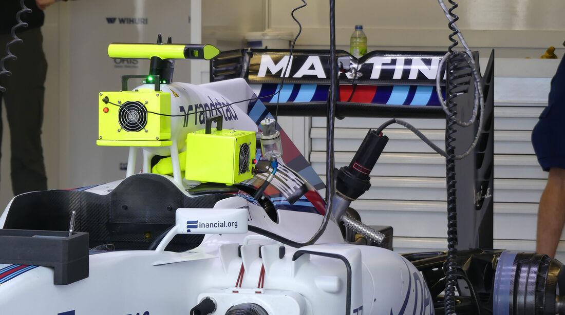 Williams - GP Kanada - Montreal - Freitag - 10.6.2016