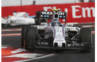 Williams - GP Mexiko 2015