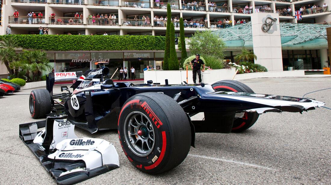 Williams GP Monaco 2012