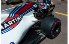 Williams - GP Monaco - Formel 1 - 14. Mai 2017