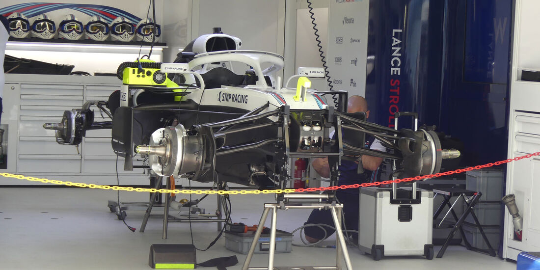 Williams - GP Russland - Sotschi - Formel 1 - Donnerstag - 27.9.2018