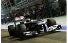 Williams - GP Singapur 2013